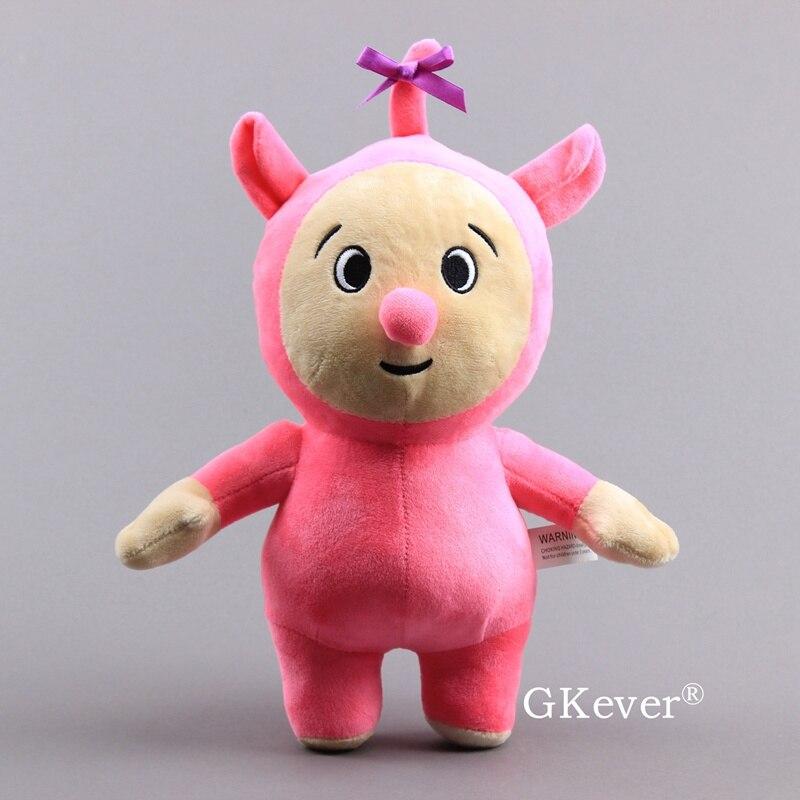 30cm Billy and Bam Bam Plush Doll toys Fashion Stuffed Anime animals toys Figure Children girl baby kids Birthday Gift
