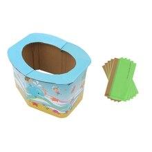 Potty-Seat Toilet-Training Folding Emergency-Potties Baby Travel Infant Portable Boys