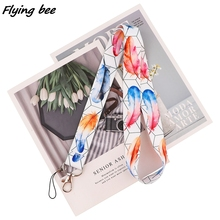 Lanyard Key-Chain Usb-Badge-Holder Phone for Child Students Friends Necklace X1716 Gifts