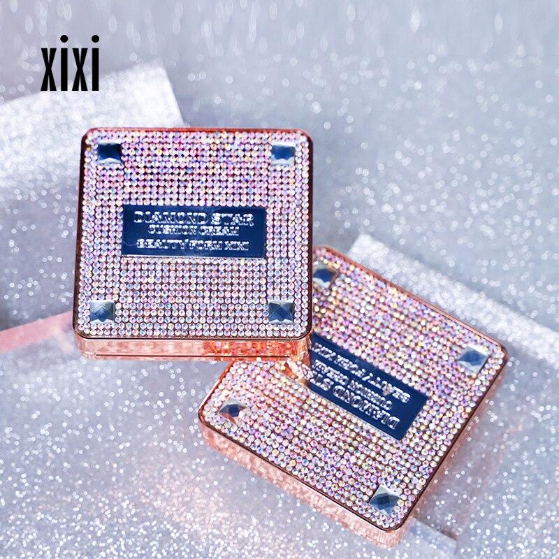 Diamant star Air Kissen BB CC Creme Concealer Feuchtigkeits Foundation Make-Up wasser proof Gesicht Creme Kosmetik
