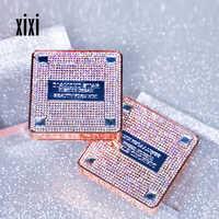 Diamond star Air Cushion BB CC Cream Concealer Moisturizing Foundation Makeup water proof Face Cream Cosmetics