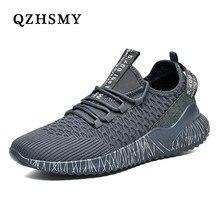 2021 nouvelles Baskets Pour Hommes Maille Respirant Chaussures Décontractées Lumière Extérieure Sport Couples Sport Chaussures Pour Hommes Printemps Automne Chaussures Hommes