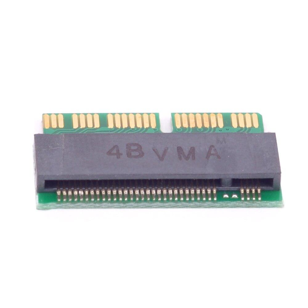 M.2 PCI-e AHCI SSD Drive Adapter Macbook Pro A1398 A1502 A1419 Air A1465 A1466