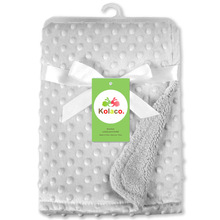 75*100CM fleece soft baby blanket minky blankets quilt kids bedding cover bebe couverture baby dekens baby items for newborns