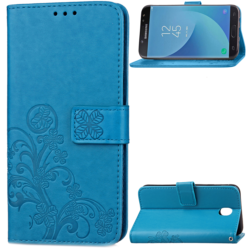 Flip Cover Wallet Leather Phone Case For <font><b>Samsung</b></font> Galaxy J3 J5 J7 2017 J 3 5 7 Pro J3pro J5pro J7pro SM J730F <font><b>J530F</b></font> J330F <font><b>DS</b></font> EU image