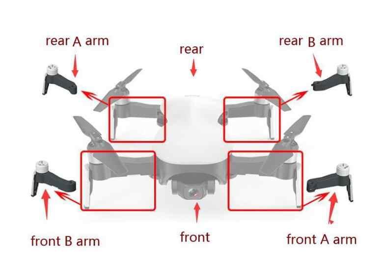 CFLY Glauben JJRC X12 EX4 DF806 RC Drone Quadcopter ersatzteile klinge GPS Kabel Ladegerät arm Kamera fernbedienung fuß rahmen shell