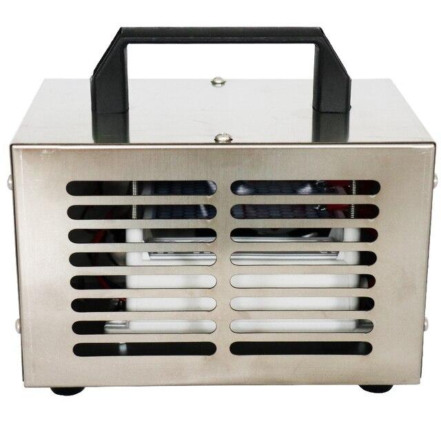 ATWFS Generatore di Ozono 220V 28g Protable O3 Macchina Ozonizzatore Purificatore D'aria di Casa Più Pulita Disinfezione Sterilizzatore Formaldeide 6