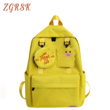 все цены на Women Fashion Oxford Backpack Bags Cute Back Pack Bagpack For Female School Bookbags For Teenage Girls Backpacks Bagpack онлайн