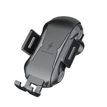 IG-Qi Auto Drahtlose Ladegerät Telefon Halter Für Ulefone Rüstung X 6 Power 5 5S Leagoo Power S10 5 schnelle Drahtlose Lade Telefon Stehen