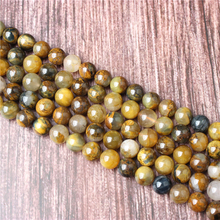 Hot Sale Natural Stone Peter Stone Beads 15.5 Pick Size: 4 6 8 10 mm fit Diy Charms Beads Jewelry Making Accessories