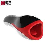 Thunder Leten Tongue Wave kou jiao bei Heating Cross Border Supply of Goods Adult Products Male Self Defense Supplies on Behalf