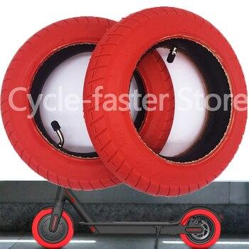 Neumáticos para patinete eléctrico Xiaomi M365/Pro, llantas de 10 pulgadas, duraderas y mejoradas, con inflación exterior de 8,5 pulgadas