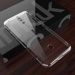 Для Xiaomi Black Shark 3 Чехол IMAK облегающий чехол TPU чехол для Xiaomi Black Shark 3 Мягкий ТПУ чехол задняя крышка