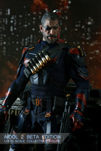 1/6 Scale Art Figures AIDOL 2 BETA Deathstroke head sculpt/mask vision figure Collection Deluxe Versio Hot Toys Collections