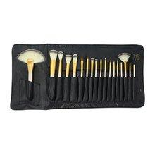 18 шт./компл. набор косметических кистей для макияжа, пудры, основы, кисти Кисть для макияжа Профессиональные Тени для век основа