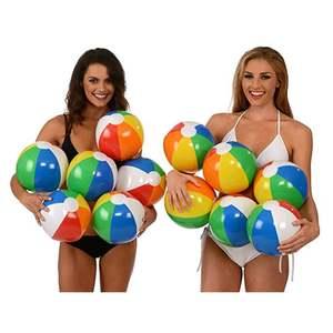 Ball Play Polo Inflatable-Ball Water Colorful Children's