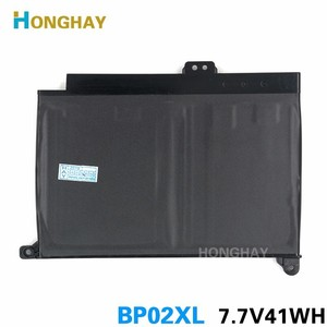 Image 5 - HONGHAY BP02XL 41wh 5150mAh Da Bateria Do Portátil Para notebook HP Pavilion PC 15 15 AU 849909 850 849569 421 HSTNN LB7H BP02041XL HSTNN UB7B