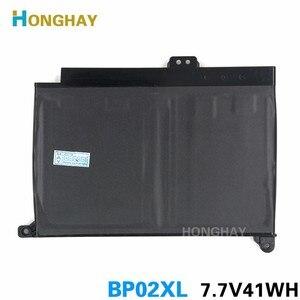 Image 5 - Honghay 41wh 5150 5200mahノートパソコンのバッテリーhpパビリオンpc 15 BP02XL 15 AU 849909 850 849569 421 HSTNN LB7H BP02041XL HSTNN UB7B