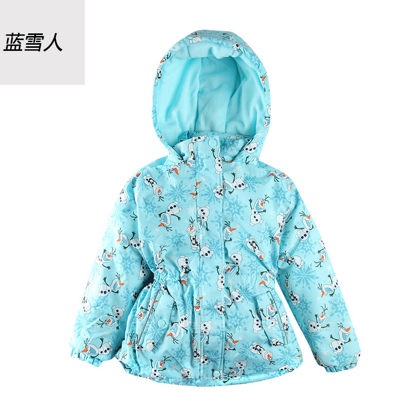 (Live Supply Of Goods) Children Outdoor Skiing Cotton-padded Clothes