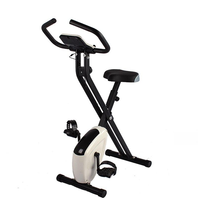 Exercício de Fitness Equipamentos do Esporte para Casa Spinning Bicicleta Display Digital Tempo Velocidade Ciclismo Treinamento Indoor Ginásio