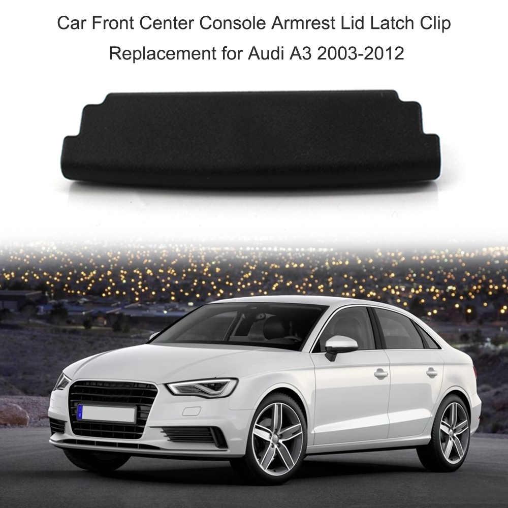 รถด้านหน้าคอนโซลกลางคอนโซล LATCH CLIP สำหรับ Audi A3 2003-2012
