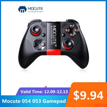 Mocute 054 053 050 Bluetooth Gamepad Joypad Android Joystick Wireless Controller Tablet Smart VR TV Permainan Pad untuk IOS PC android(China)