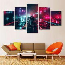 Cyberpunk 2077 Necessity over Style Poster Print Art A3 A4 5x7 Satin Matt Gloss