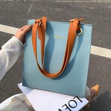 Ladies Handbags Women Fashion Bag Designer Tote Luxury Brand PU Leather Shoulder Bag Women Top Handle Bag Female Sac A Main 2021