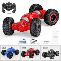 Off Road Vehicles Rock Crawler Control Monster Truck Electric Racing Car Kids Toys Rechargeable Buggy Hobby Car Transform