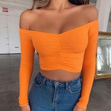 Women's Long Sleeve T-shirt Summer Autum