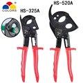 Храповые плоскогубцы для резки кабеля менее 400мм2 медные и алюминиевые кабели инструменты высококачественные специальные стальные инструм...