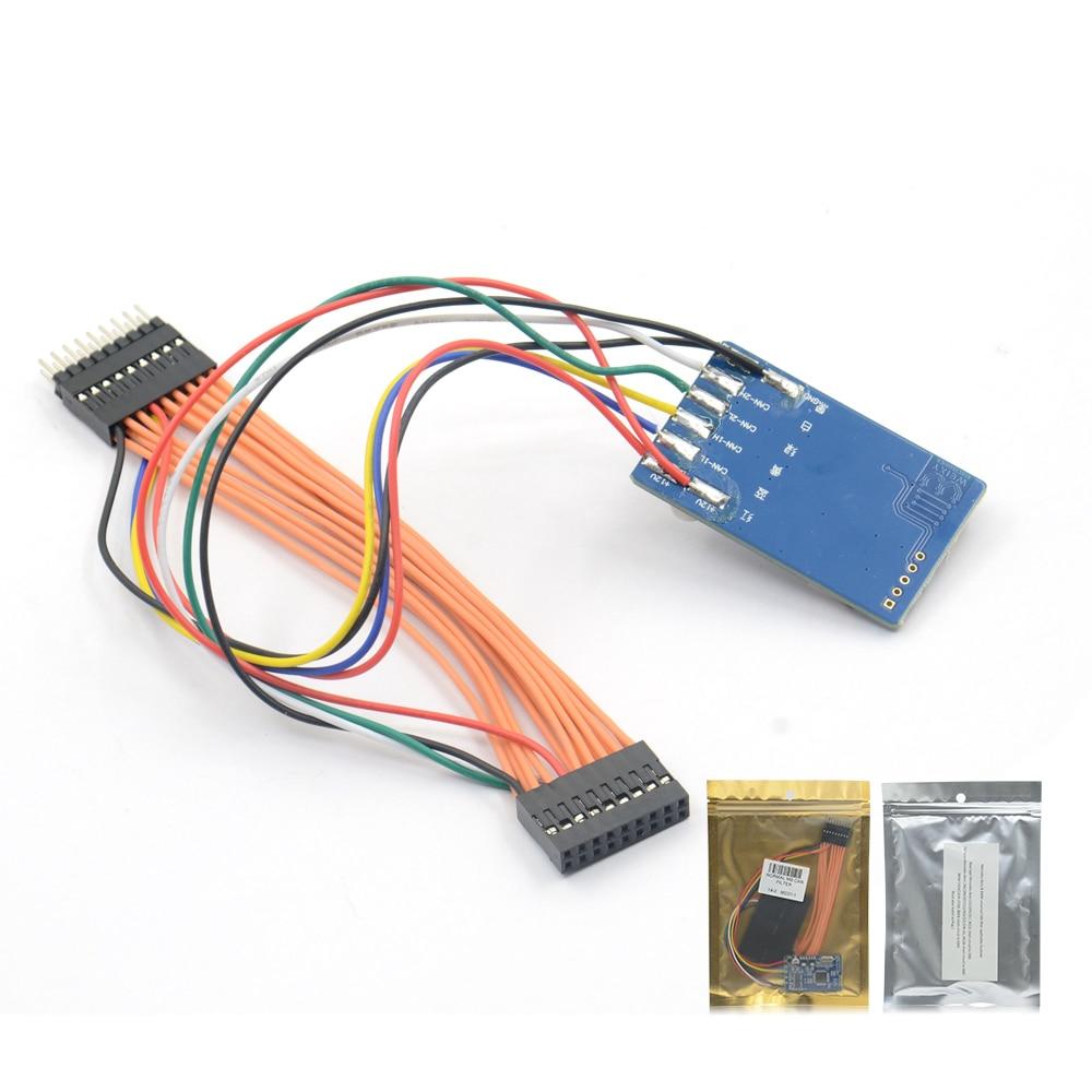 MB CAN фильтр 18 в 1 CAN фильтр для W222/W205/W447/204/W212/E(W207)/W246 для Benz/BMW Универсальный фильтр