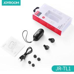 Image 4 - Joyroom TWS 5.0 Bluetooth IPX7 Chống Nước 3D Stereo Không Dây Thể Thao Tai Nghe Chụp Tai Kèm Micro Kép Tay Nghe Tai Nghe Nhét Tai JR