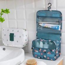 Женская унисекс подвесная Сумка Для Хранения Туалетных принадлежностей
