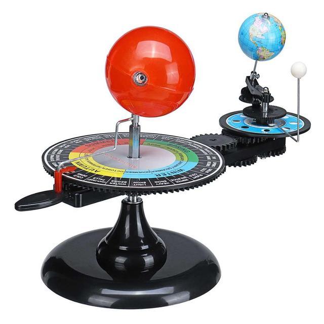 Solar-System-Model-DIY-Globe-Earth-Sun-Moon-Orbital-Planetarium-Educational-for-Child-Kid-Toy-Astronomy