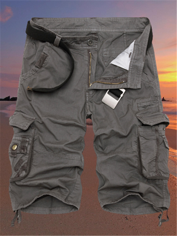 Clothing Short-Pants Comfortable Camouflage Cotton Summer Casual Brand Cool Hot-Sale
