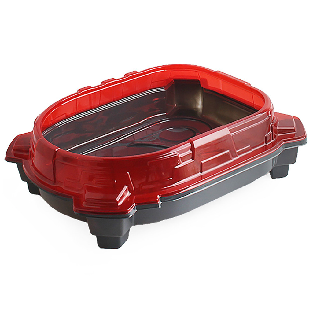 Gift For Kids Beyblade Stadium Beyblade Arena Gyro Arena Bursting Disc Exciting Duel Spinning Top Beyblades Launcher Accessories