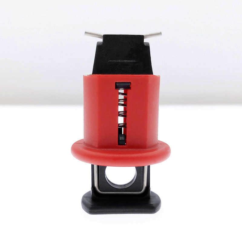 Blokada bezpieczeństwa elektrycznego blokada przerywacz miniaturowy przełącznik powietrza blokada wyłącznika do izolacji zasilania pinout