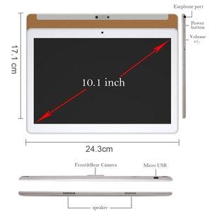 Image 5 - Anry Máy Tính Bảng Android 10.1 Inch Điện Thoại 3G GỌI Wifi GPS Bluetooth 1GB + 16GB Quad Core Cảm Ứng màn Hình Tặng Máy Tính Bảng Cho Trẻ Em
