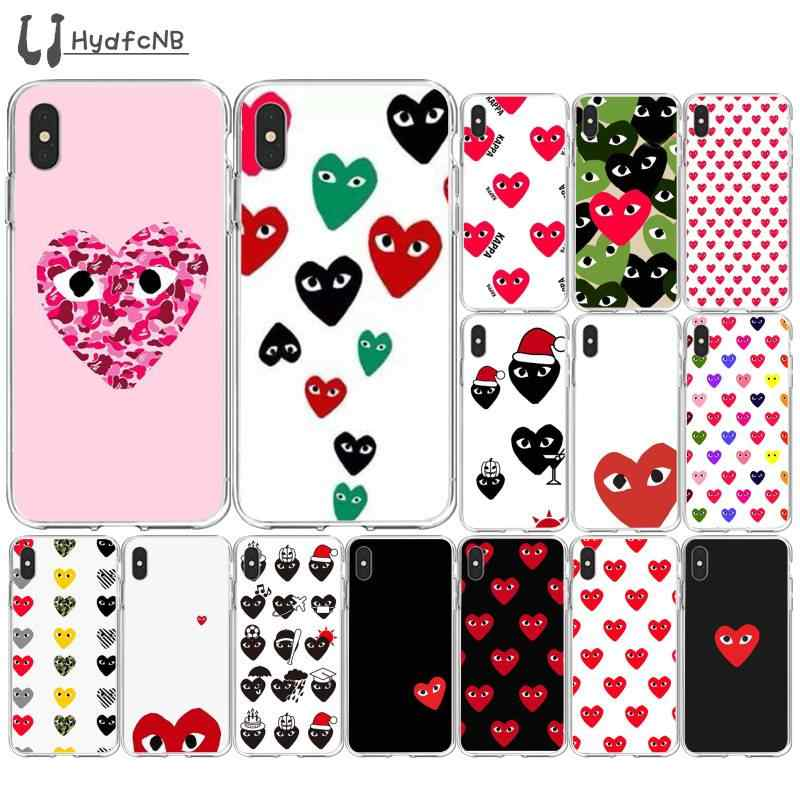 Eyes of Love iPhone 11 case
