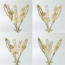 Aromatherapy Car Aroma Reed Diffuser Sticks Set Fragrance Diffuser with Rattan Sticks Fragrance Oil Diffuser Home Bedroom Decor