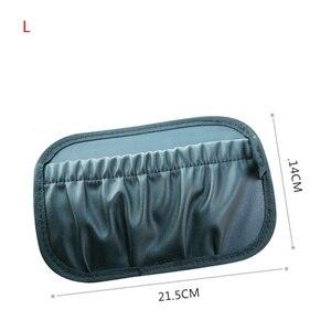 Image 5 - Portátil banco de carro lado volta saco armazenamento auto dashboard telefone organizador automóveis porta detritos bolso veículo estiva suprimentos