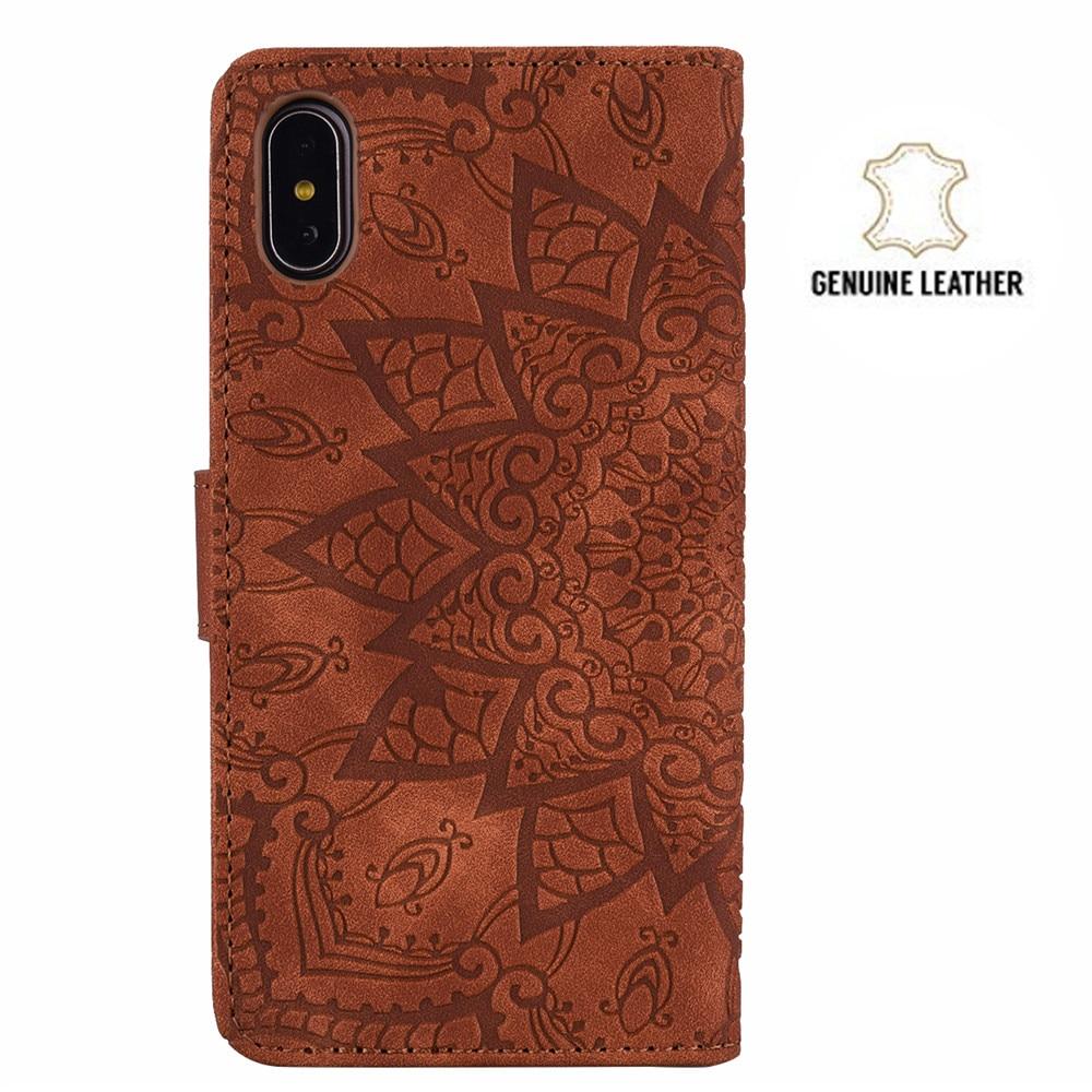 H783fbea92ac742f49ed5a78287c50bfeU Matte Leather Phone Case For Samsung Galaxy A50 A70 A30 A40 A20 A10 A10E A20E A10S A20S A30S A50S Flip 3D Mandala Book Case