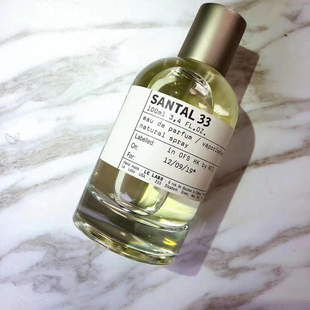 Perfume Le Labo Santal 33 100ml EDP