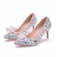 Туфли на высоком каблуке свадебные туфли для подружки невесты