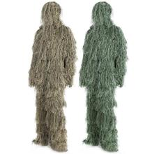 Hunting Secretive Woodland Ghillie Suit Aerial Shooting Sniper Green Clothes Adults Camouflage Military Jungle Multicam Clothing lemochic forest ghillie sniper camouflage clothes tactical military suit combat hunting uniform multicam special forces clothing