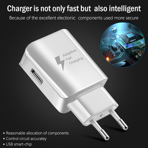 Image 2 - 5V 2A Universal USB Charger Travel Wall Fast Charging Adapter Mobile Phone Chargers For iphone Samsung Xiaomi Huawei Tablets