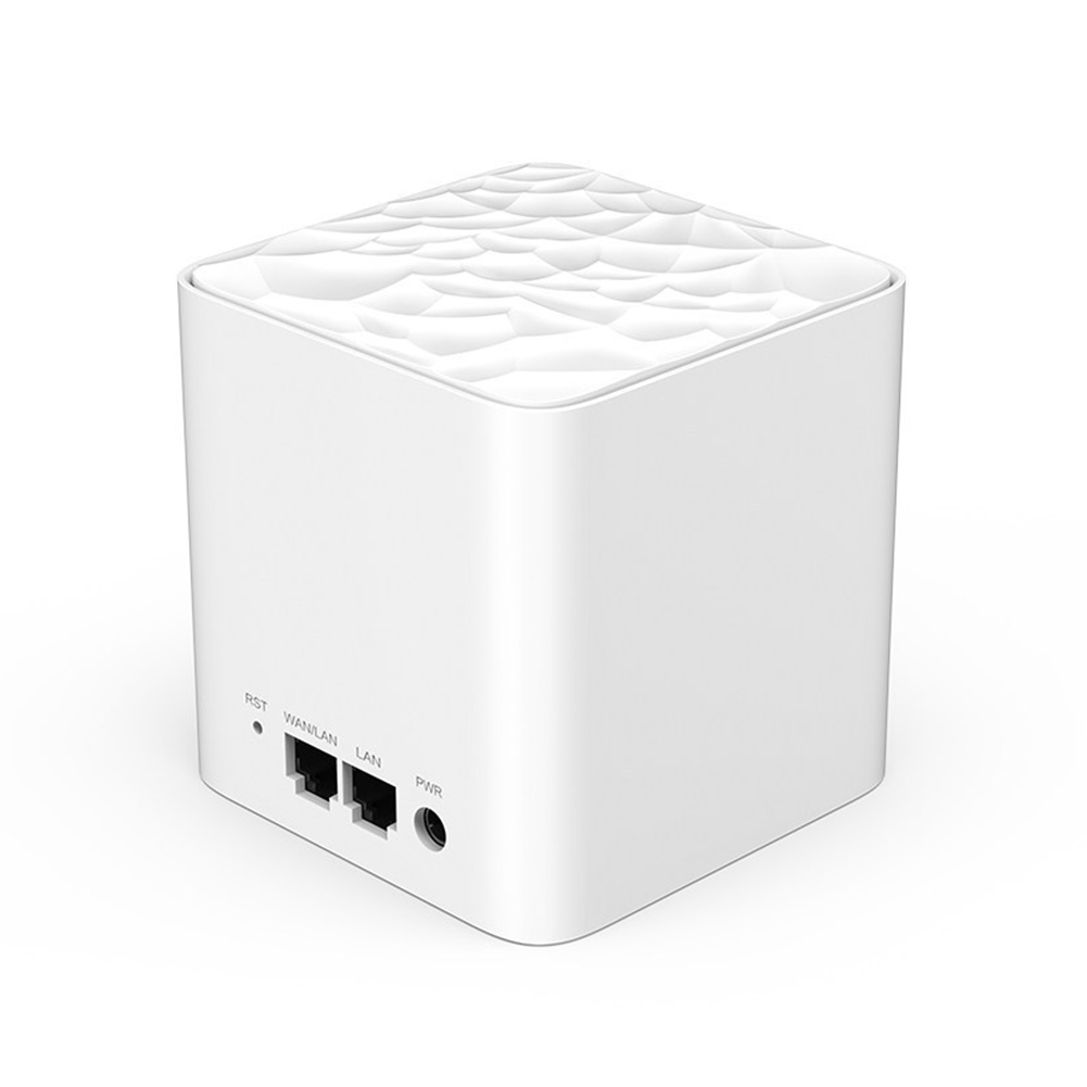 AC1200 MW3 Wifi routeur pratique double bande grande portée maille système WiFi Durable 2.4 Ghz/5.0 Ghz Stable APP à distance maison entière