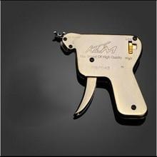 KLOM Подлинная Ручная Блокировка пистолета слесарный инструмент открывашка для дверного замка(вверх или вниз