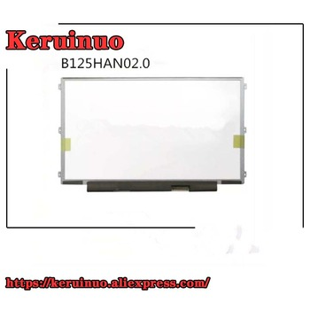 "12.5""LAPTOP LED Screen B125HAN02.0 FIT LTN125HL02-30 LP125WF2-SPB3/B4 For Upgrade HP Elitebook 820 G1 g2 g3 g4"